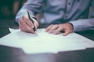 Сключване на договор