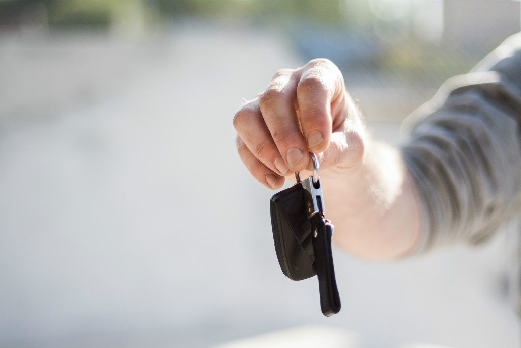 Ключове за автомобил