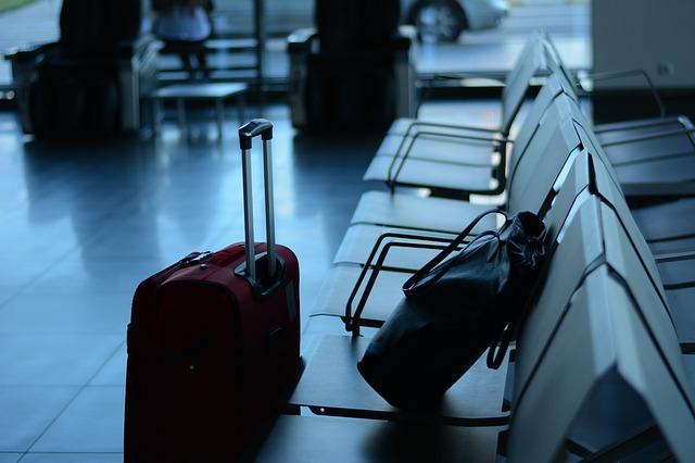Багаж на летище