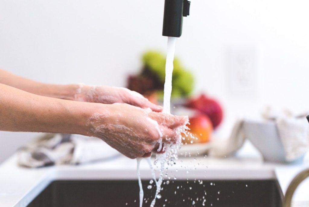 дезинфектант за ръцете